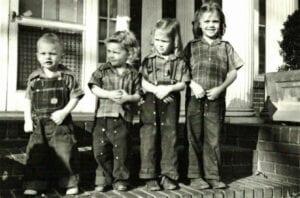 David, Kirby, Demaris, & Lillie in Atlanta
