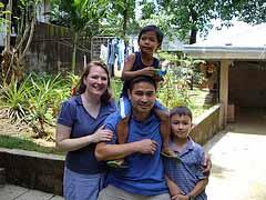 Rommel, Tristan, Sabrina, Fernando, Noah's Ark, 2008
