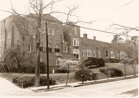 Morningside Elementary School, opened 1929
