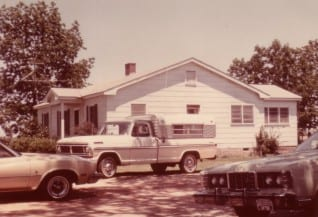 Home of the Bride, May 1973