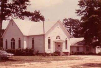 Church, May 1973